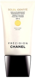Chanel Precision Soleil Identite Perfect Colour Face Self-Tanner SPF8 50ml Golden