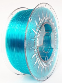Devil Design PETG Blue Transparent 1.75mm 1kg