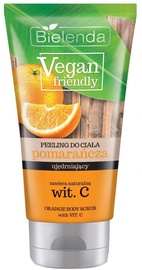 Bielenda Vegan Friendly Orange Body Scrub 200ml