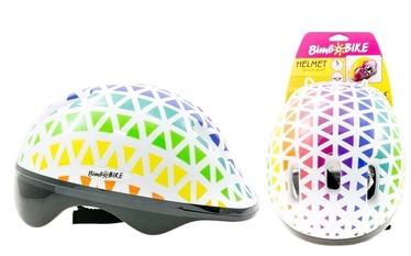 Шлем Bimbo Bike Kids Helmet, многоцветный, 490 - 510 мм