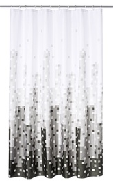 Vonios užuolaida Ridder Skyline, 200 x 180 cm