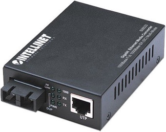 Intellinet 1000Base-T to 1000Base-SX (SC) Multi-Mode
