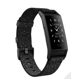 Nutikäevõru Fitbit Charge 4, must