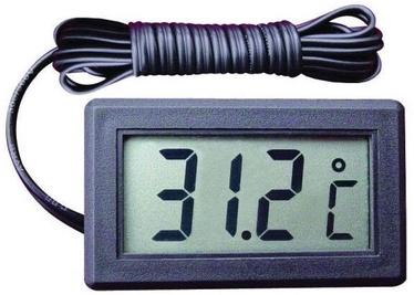 Цифровой портативный термометр с ЖК-дисплеем