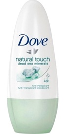 Dove Natural Touch Deodorant Roll On 50ml