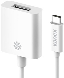 Kanex USB-C - DisplayPort Adapter With 4K Support 21cm White