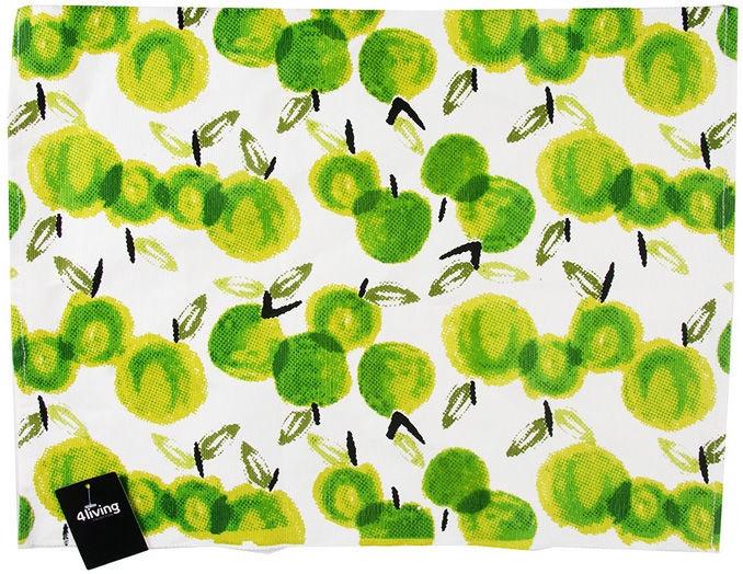 4Living Home Mat Garden Apple Green 35x45cm 009821