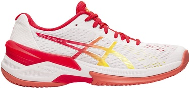 Asics Sky Elite FF Shoes 1052A024-100 White/Red 40