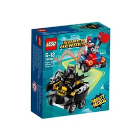 Konstruktor Lego Super Heroes Mighty Micros Batman vs. Harley Quinn 76092