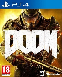 DOOM UAC Pack PS4