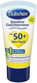 Bubchen Tanning Face Cream LSF50+ 50ml 12297508