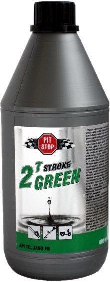 Pitstop 2T Stroke Green 600ml