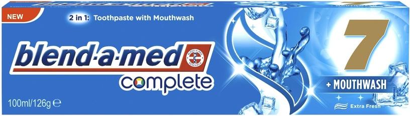 Blend a Med Complete 7 Extra Fresh + Mouthwash 100ml