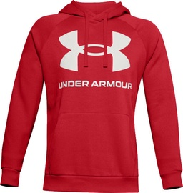 Джемпер Under Armour Rival Fleece Big Logo Hoodie 1357093-608 Red S