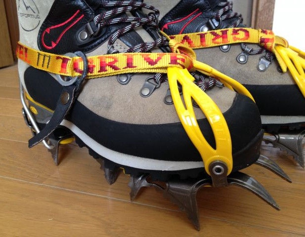 Grivel Air Tech New-Matic Crampons I