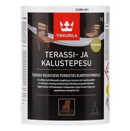 Valiklis Tikkurila Terrassi-ja kalustepesu, 1 l