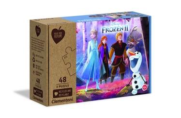 Puzle Clementoni Frozen 25255, 48 gab.