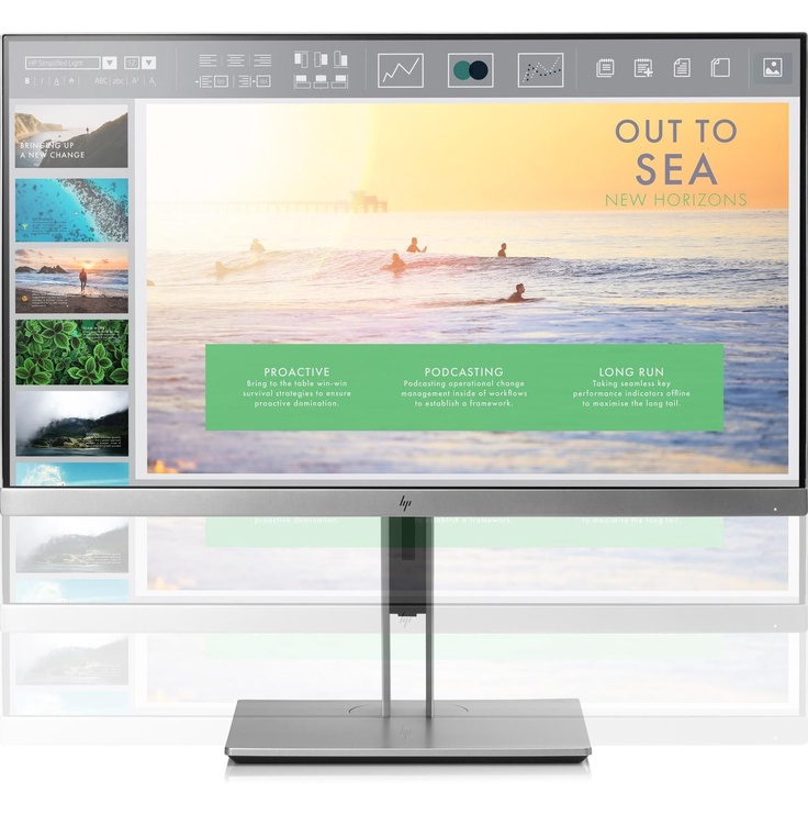 "Monitorius HP EliteDisplay E233, 23"", 5 ms"
