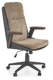Halmar Office Chair Herbic Brown/Black