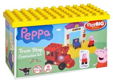 BIG Peppa Pig Train Stop