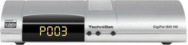 Цифровой приемник TechniSat DigiPal ISIO HD Receiver Silver