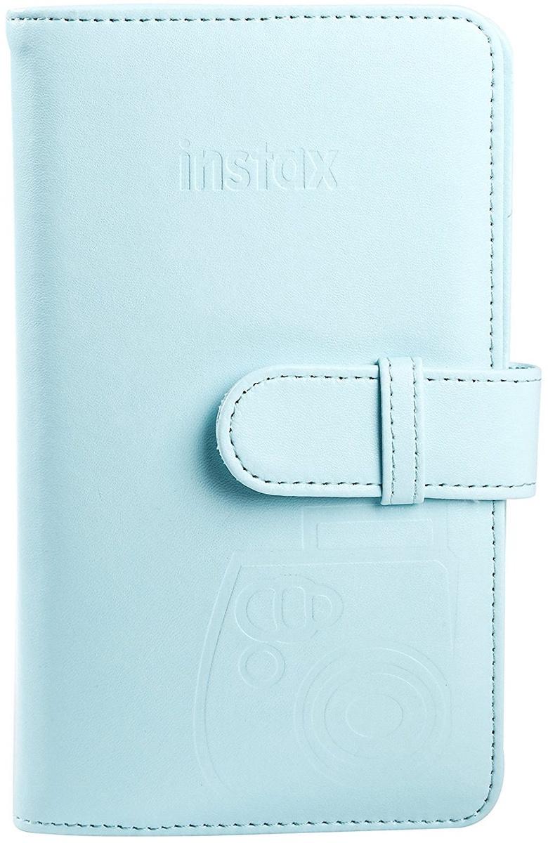 3a0d3e5fe7a Fujifilm Instax Mini Laporta Album Ice Blue