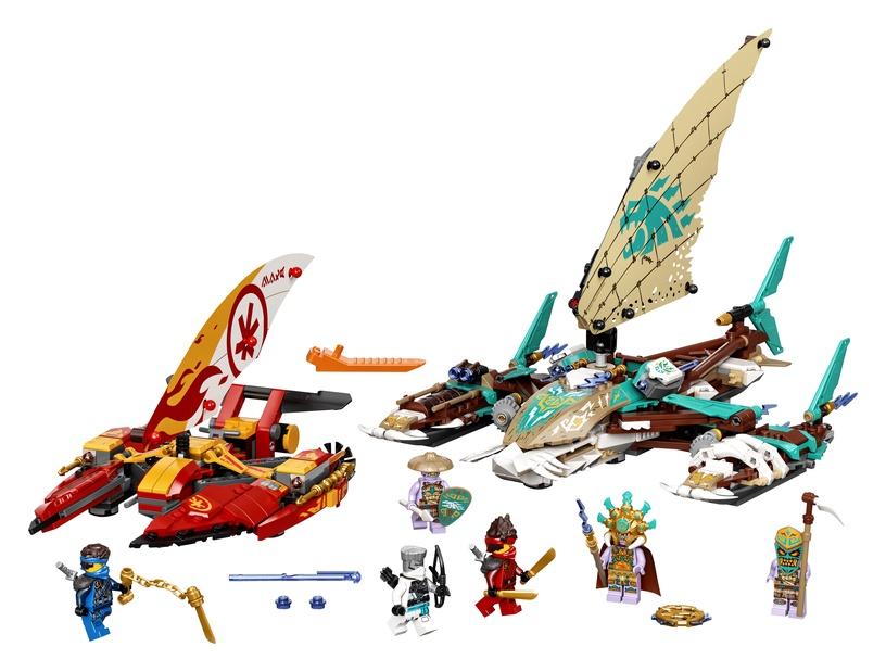 Конструктор LEGO Ninjago 71748, 780 шт.