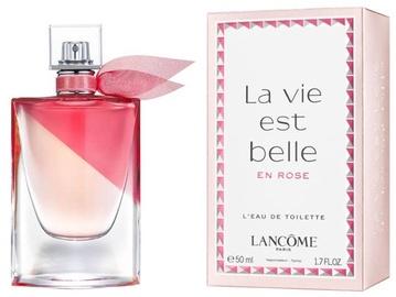 Tualettvesi Lancome La Vie Est Belle En Rose 50ml EDT