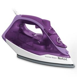 Утюг Tefal FV2836, белый/фиолетовый