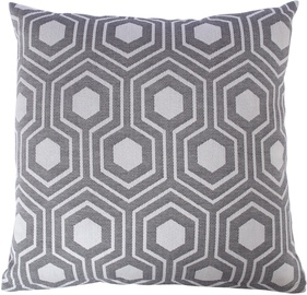 Home4You Holly Outdoor Pillow 45x45cm Light Grey