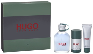 Hugo Boss Hugo 125ml EDT + 50ml Shower Gel + 75ml Deodorant Stick