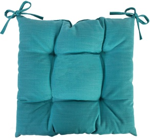 Home4you Chair Cover Summer 40x40cm Turquoise