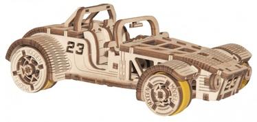 3D mīkla Wooden City Model Roadster, 111 gab.
