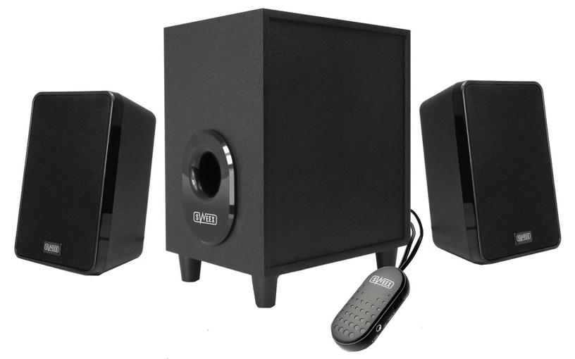 Sweex SP024 2.1 Speaker Set