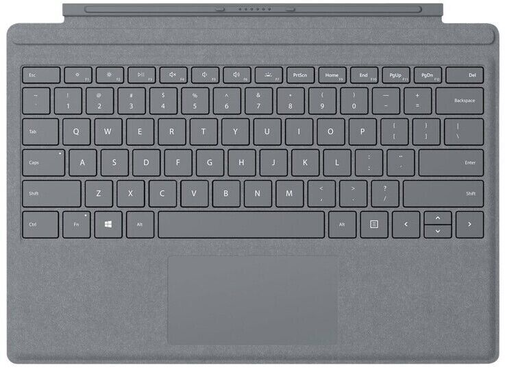 Microsoft Keyboard Surface Go Type Cover Charcoal