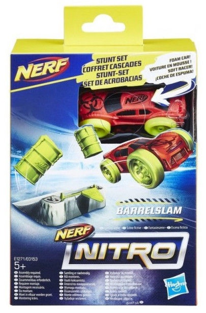 Hasbro Nerf Nitro Car E0153