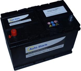 Аккумулятор Auto Starts Standart JIS, 12 В, 95 Ач, 700 а
