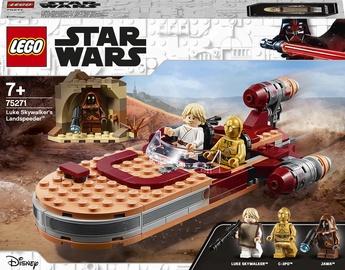 Конструктор LEGO Star Wars TM Спидер Люка Сайуокера 75271, 236 шт.