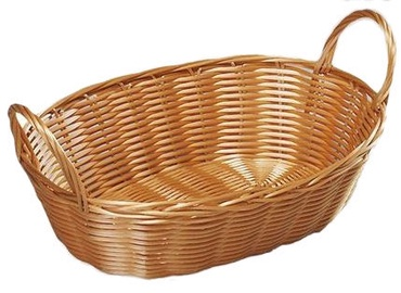 Kesper Bread Basket with Handles 29cm