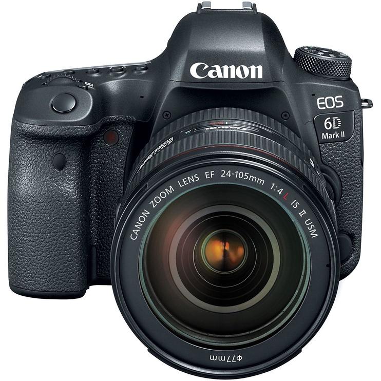 Canon EOS 6D Mark II + EF 24-105mm f/4L IS II USM + BG-E21