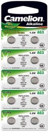 Camelion AG10 Alkaline Buttoncell Battery x 10