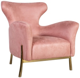 Home4you Armchair Pegasus Pink 38043