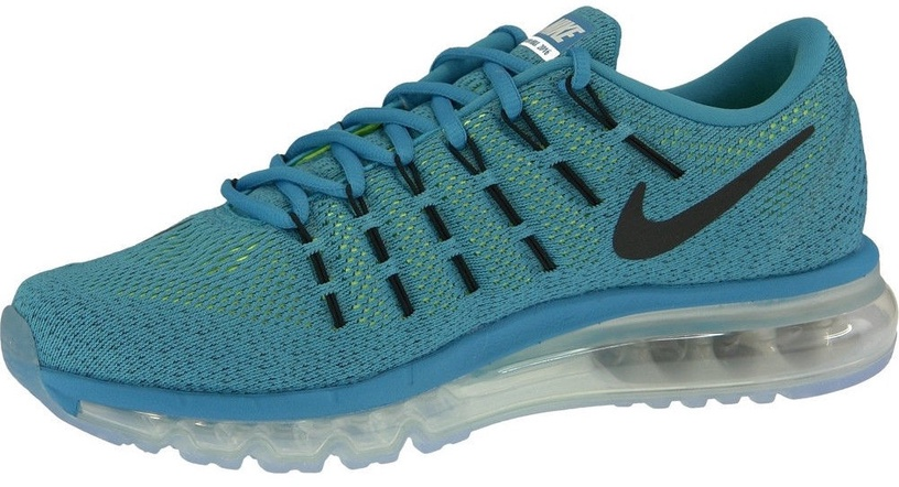 Nike Running Shoes Air Max 2016 806771-400 Blue 44.5