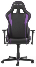 Žaidimų kėdė DXRacer Formula Gaming Chair Black/Violet