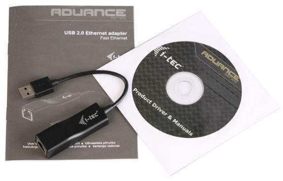 iTec Adapter USB to RJ45