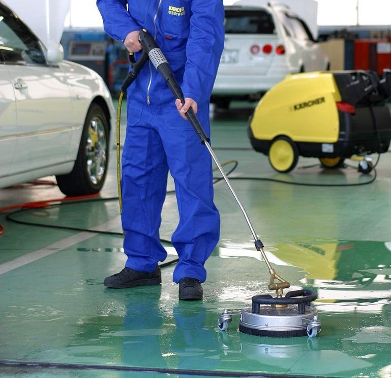 Щетка Karcher FR 30 Me Hard Surface Cleaner Brush 2.640-355