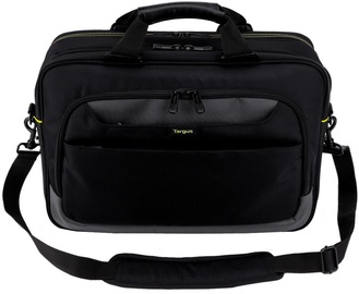 Targus City Gear 15.6'' Slim Topload Case Black