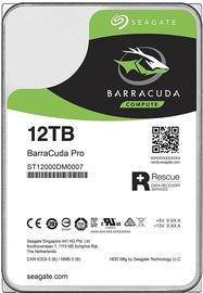 Seagate BarraCuda Pro 12TB 7200RPM SATA III 256MB ST12000DM0007
