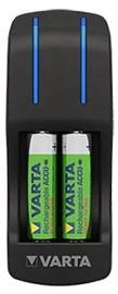 Varta Pocket AA/AAA Battery Charger With AA 2600mAh x4