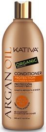 Plaukų kondicionierius Kativa Argan Oil Protection Conditioner, 500 ml